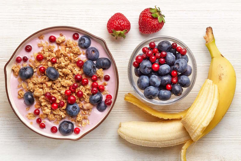Healthy Foods and Nutrients to Fuel The Body For Early